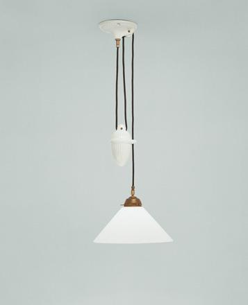 Hanglamp in hoogte verstelbaar