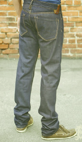 Rising Sun & Co Standard Jeans