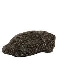 Bandera Herringbone Wol, tweed warme pet, Stetson