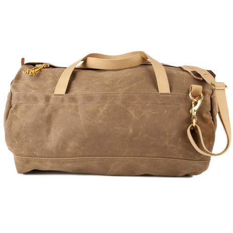 Duffel Bag, Duffelse Tas, Archival Clothing