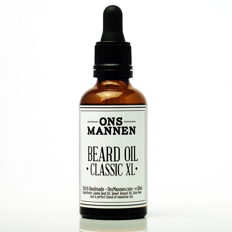 Beard Oil Classic XL 50ml OnsMannen