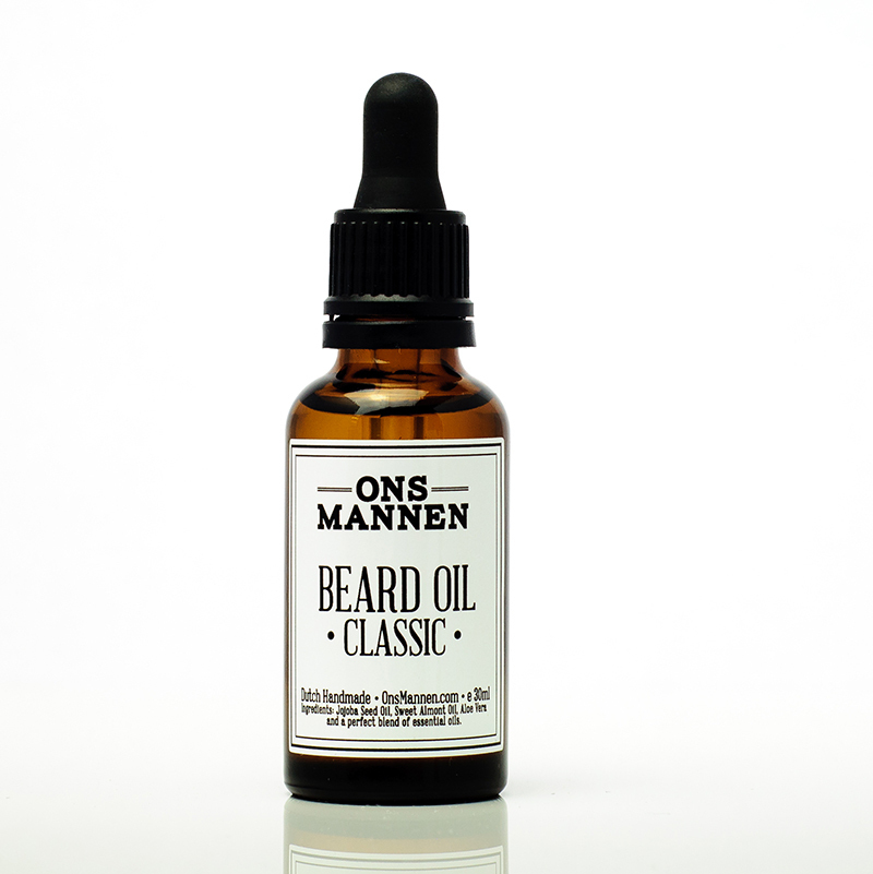 Beard Oil Classic 30ml OnsMannen