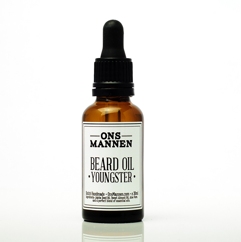 Beard Oil Youngster 30ml OnsMannen