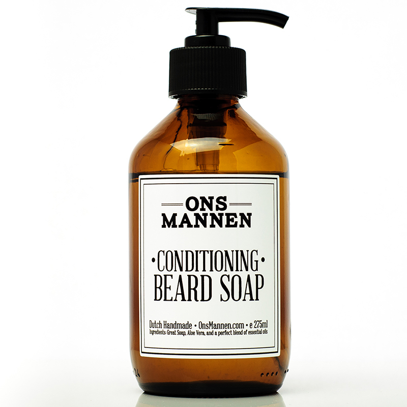 Conditioning Beard Soap OnsMannen