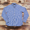 1937 Roamer Shirt Mohawk Check Blue Pike Brothers- restant