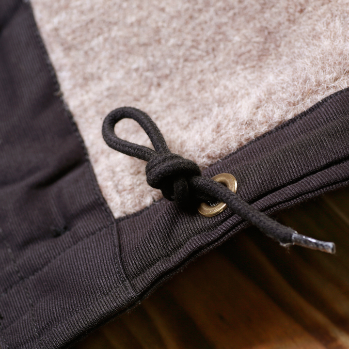 1944 N1 Deck Jacket Faded Black Pike Brothers