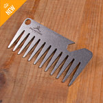 Pike Brothers Logo Comb