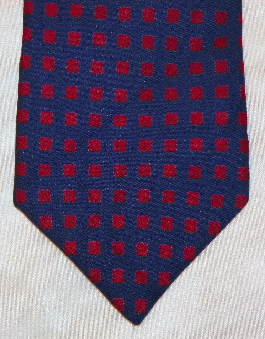 Turnbull & Asser men's tie 100% silk, made in England