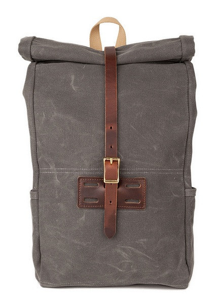 Rolltop, Archival Clothing Canvas Waxed
