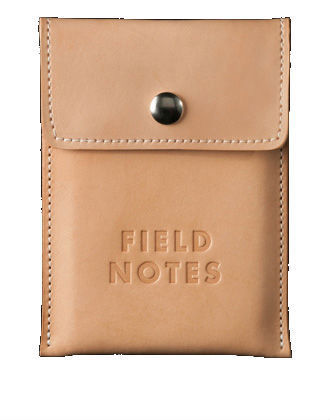 "Field Notes ""Pony Express"" Lederen Buidel"