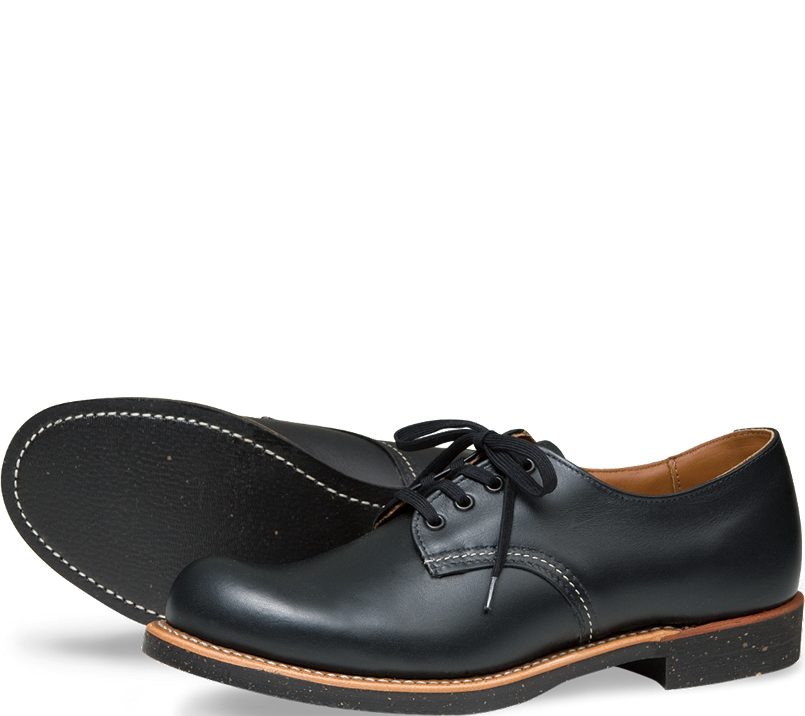 Red Wing Oxford 8051 Zwarte Veterschoen / laatste exemplaren - ever