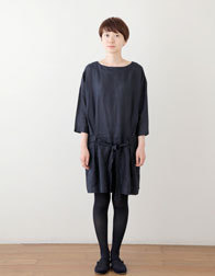 cecily dress nuit - fog linen