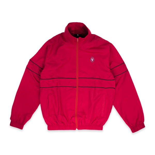 Vercetti & Co - Track Jacket - Red
